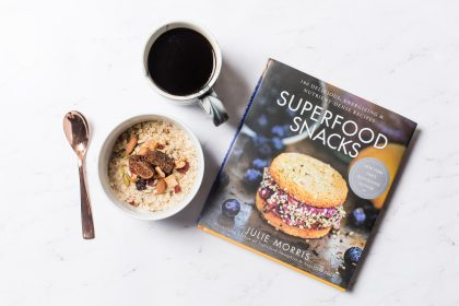 Superfood Snacks Cookbook