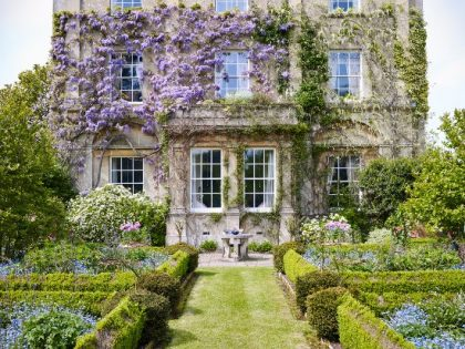 Highgrove House in the Royal Gardens, Cotswolds
