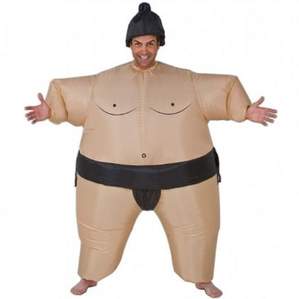 Inflatable Sumo Suit