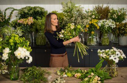 Philippa Craddock flower arranging masterclass