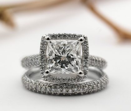 Diamond ring for 60th birthday gifts for her