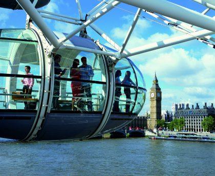 London Eye Private Capsule
