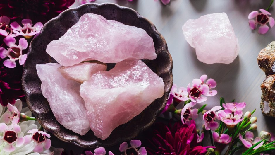 List of pink gemstones and meanings