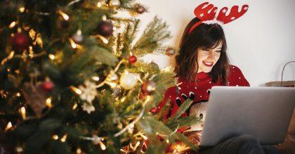 Virtual Christmas office party ideas