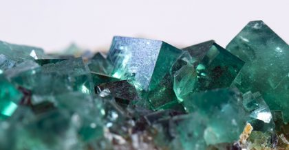 Grandidierite stone gemstone