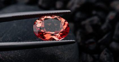 List of red gemstones