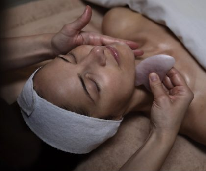 Massage at Gazelli House