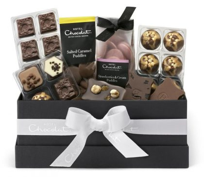 Hotel Chocolat's The Everything Chocolate Gift Hamper Collection