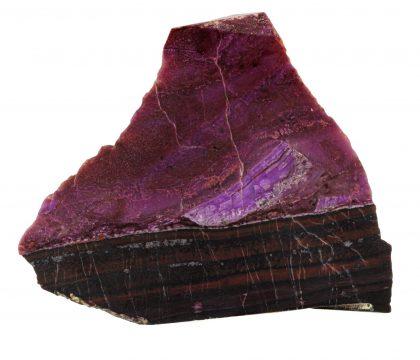 Macro stone mineral Sugilite