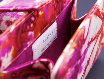 Personalised Deni Deni handbag for Mother's Day gifts