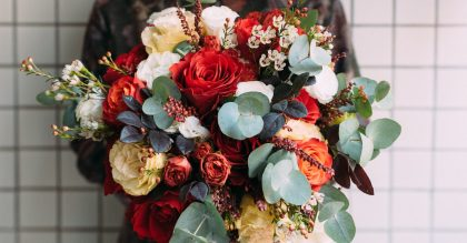 Wedding Anniversary Flowers by Year