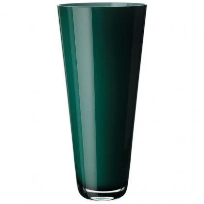 Verso small vase emerald