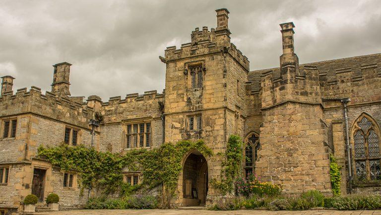 Castle from Princess Bride
