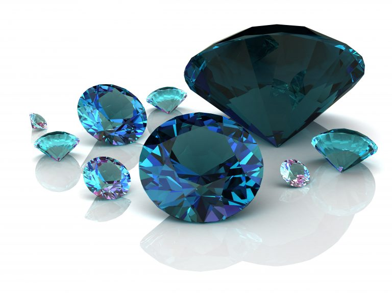 alexandrite jewels