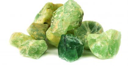 prehnite crystals