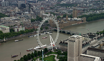 View From Above: Private London Tour For Two With Phoenix Helicopters