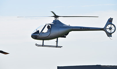 Up, Up & Away: 30-Minute Trial Lesson In A Cabri G2 For One With Phoenix Helicopters