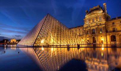 Fall In Louvre: Two Night Pampered Parisian Stay at the Peninsula Paris For Two