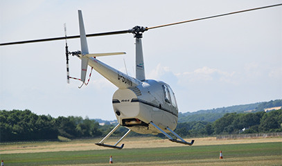 Follow The Sun: 30-Minute Lesson In A Robinson R44 For One With Phoenix Helicopters