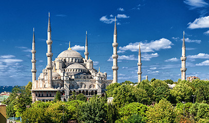 5-Star Istanbul Photography Break with Dining
