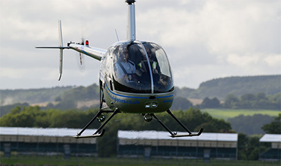Take Control: Robinson R22 Discovery Flight Experience For One With Phoenix Helicopters