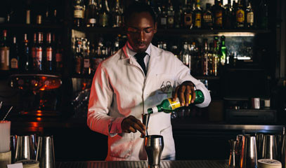 Create the Classics: Cocktail Masterclass for Two at 69 Colebrooke Row