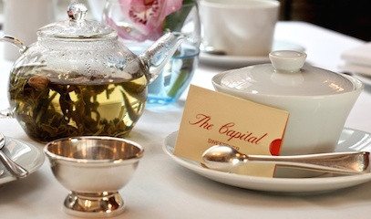 Timeless British Tradition: Five-Star Afternoon Tea for Two at the Capital Hotel