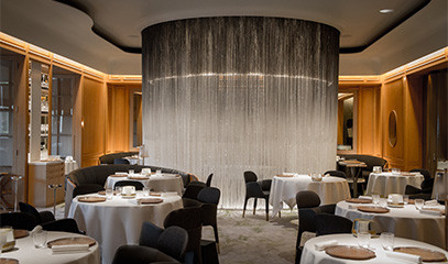 Cuisine Extraordinaire: Private Dining for Six Guests at Three Michelin Star Alain Ducasse at The Dorchester