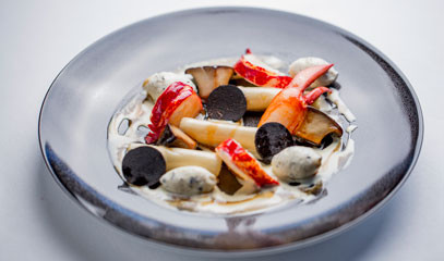 Perfection Culinaire: Tasting Menu for Two at Three Michelin-Starred Alain Ducasse at The Dorchester