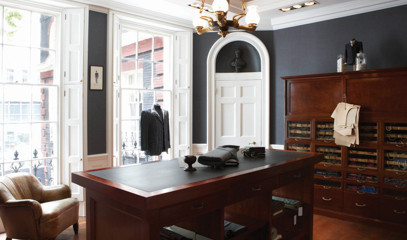 Man About Mayfair: The Alfred Dunhill VIP Experience For One At Alfred Dunhill