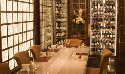 Tailor-Made Michelin: Private Dining with Bespoke Menu and Wine Pairing for up to six at Alyn Williams at The Westbury