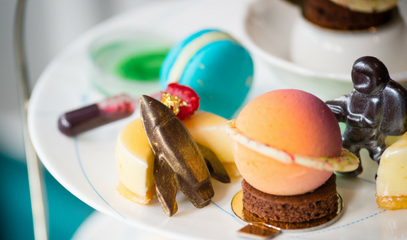Exploration of Taste: Science Afternoon Tea for Two In the Drawing Rooms at the Ampersand Hotel