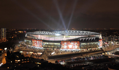 Gunners' Pride: Arsenal FC VIP Matchday Experience for Two