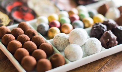 Choc' Full of Knowledge: Private Group Chocolate Tasting Masterclass for up to Six at Artisan du Chocolat