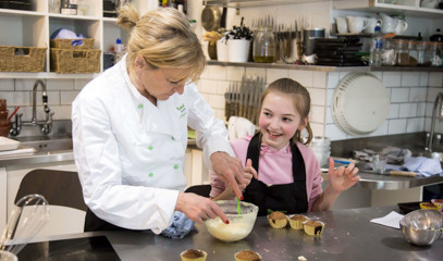 Mini Master Chef: Children's Cooking Class For One At The Avenue Cookery School