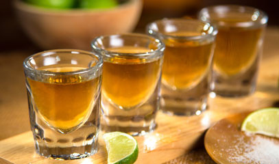 In Love with Agave: Tequila and Mezcal Tasting Masterclass for Two at Bourne & Hollingsworth