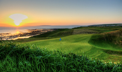 Irish Golf Break for Two at Historic Ballybunion
