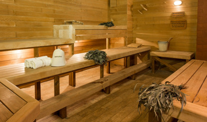 The Bath House: Exclusive Russian Spa Experience For Two at Banya No.1