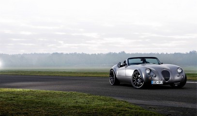 Bavarian Autobahn Adventure: Drive the Iconic Wiesmann