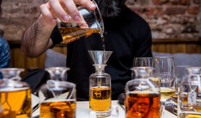 Art of the Blend: Whisky Blending Workshop for Two People at The Whisky Lounge
