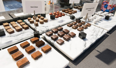 Cocoa Delights: Private Chocolate Truffle Masterclass For Two With The Chocolate Quarter