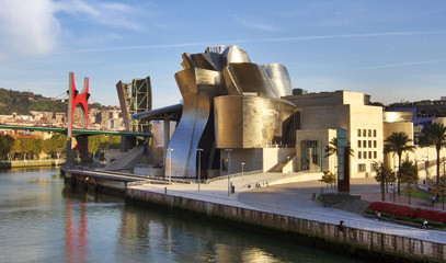 Basque in the Art: Guggenheim Visit and Bilbao Culinary Getaway for Two