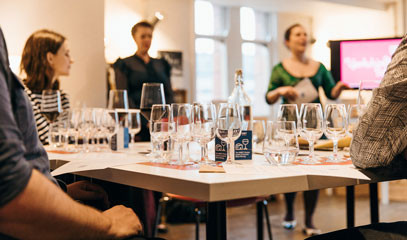 Food for Thought: Wine, Lunch and Champagne for Two with Birmingham Wine School