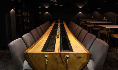 An Evening on the Rocks: Private Hire and Whisky Masterclass at Black Rock
