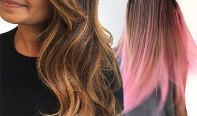 So-ho Trendy: Two-Tone Balayage Hair Dye at Bleach London