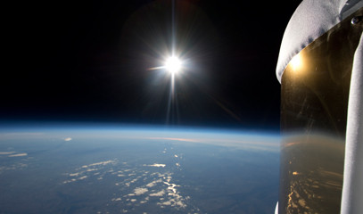 Bloon: Private Near-Space Flight Experience