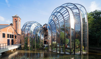 Distilling with a Difference: Two Tickets to a Guided Tour of Bombay Sapphire Distillery