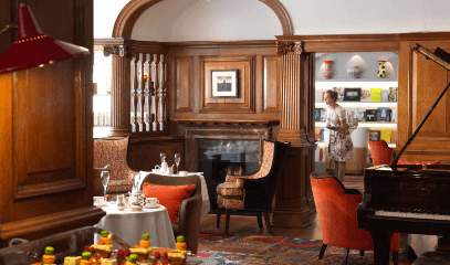 London's First: Champagne Afternoon Tea with at Brown's Hotel London