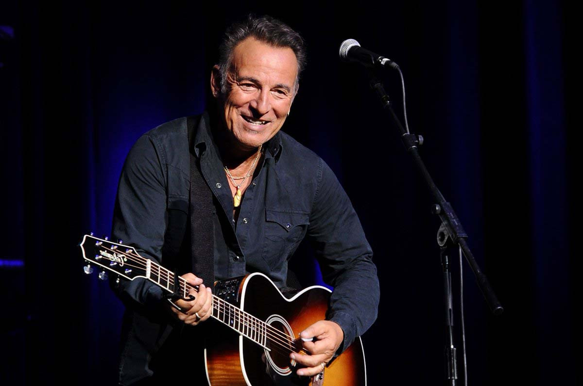 Born To Run: Private Guitar Masterclass With Bruce Springsteen For One