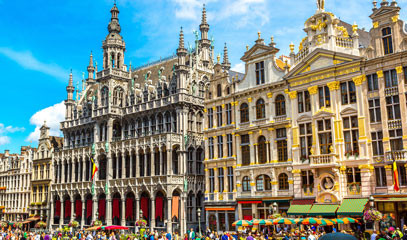 Beer Lover's Brussels: Multi-Michelin Starred Beer and Gastronomy Getaway for Two